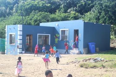 les nouvelles salles de classe